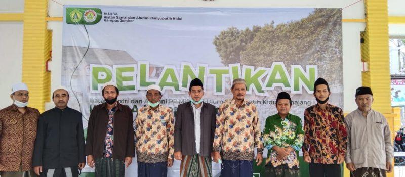 Pelantikan IKSABA Kampus Jember Periode 2021/2022