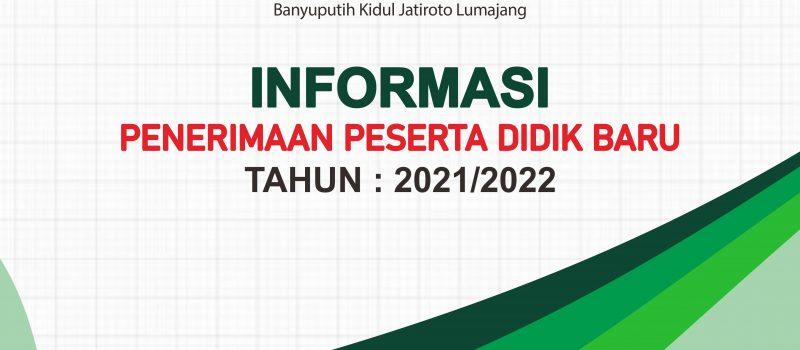 Informasi PPDB Tahun 2021/2022